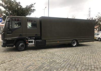 Viaturas Especiais Exército Português